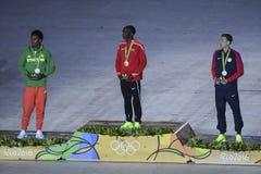 Ολυμπιακοί Αγώνες Ρίο 2016 Στοκ φωτογραφία με δικαίωμα ελεύθερης χρήσης