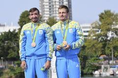 Ολυμπιακοί Αγώνες Ρίο 2016 Στοκ Εικόνες