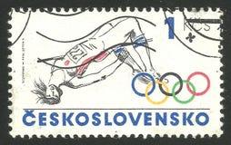 Ολυμπιακοί Αγώνες του Λος Άντζελες Στοκ Εικόνα