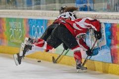 Ολυμπιακοί Αγώνες 2012 νεολαίας Στοκ Εικόνες