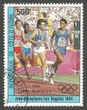 Ολυμπιακοί νικητές παιχνιδιών, Cruz στοκ εικόνες με δικαίωμα ελεύθερης χρήσης