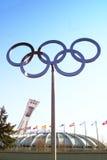 Ολυμπιακός Στοκ Εικόνα