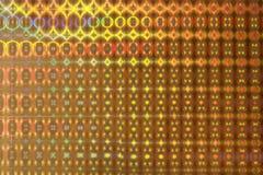 ολόγραμμα ανασκόπησης Στοκ φωτογραφία με δικαίωμα ελεύθερης χρήσης