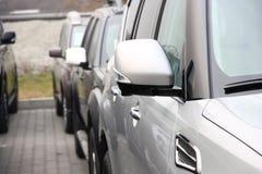 ομάδα αυτοκινήτων Στοκ φωτογραφία με δικαίωμα ελεύθερης χρήσης