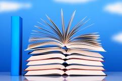 Ομάδα βιβλίων Στοκ εικόνα με δικαίωμα ελεύθερης χρήσης