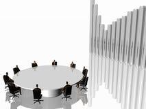 ομάδα επιτυχίας περιόδο&ups διανυσματική απεικόνιση