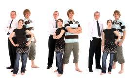 ομάδα τρία στοκ φωτογραφία