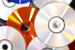 ομάδα των CD Στοκ Εικόνες