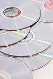 ομάδα των CD Στοκ εικόνα με δικαίωμα ελεύθερης χρήσης