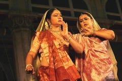 ομάδα χορού birju kathak maharaj pandit στοκ εικόνες