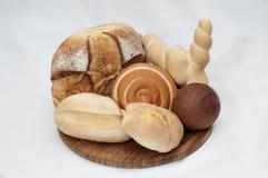 ομάδα ψωμιού Στοκ Εικόνες