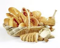 ομάδα ψωμιού Στοκ εικόνες με δικαίωμα ελεύθερης χρήσης