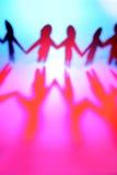 ομάδα στοκ εικόνα