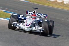 ομάδα Robert kubica της Bmw του 2006 f1 sauber Στοκ Εικόνα