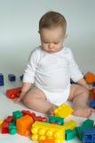 ομάδες δεδομένων μωρών Στοκ Εικόνα