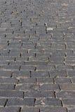 Ομάδες δεδομένων πετρών στην κόκκινη πλατεία Στοκ φωτογραφία με δικαίωμα ελεύθερης χρήσης