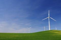 Ενέργεια αέρα Στοκ φωτογραφία με δικαίωμα ελεύθερης χρήσης
