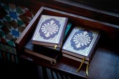 Ομάδα βιβλίων Quran Στοκ Εικόνα