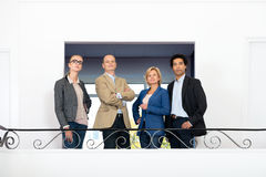 Ομάδα Διοίκησης Στοκ εικόνα με δικαίωμα ελεύθερης χρήσης