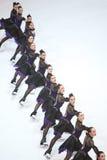 Ομάδα Καναδάς ένας χορός Στοκ Φωτογραφία
