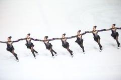 Ομάδα Καναδάς ένα από κοινού Στοκ φωτογραφία με δικαίωμα ελεύθερης χρήσης