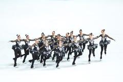 Ομάδα Καναδάς μια ομάδα Στοκ φωτογραφία με δικαίωμα ελεύθερης χρήσης