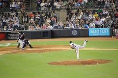 Ομάδα μπέιζμπολ της Νέας Υόρκης Στοκ Εικόνες