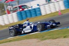 Ομάδα Ουίλιαμς F1, Alex Wurz, 2006 Στοκ Φωτογραφία