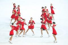 Ομάδα Ολυμπία Στοκ φωτογραφίες με δικαίωμα ελεύθερης χρήσης
