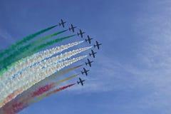 Ομάδα Πολεμικής Αεροπορίας, Ιταλία Στοκ Εικόνες