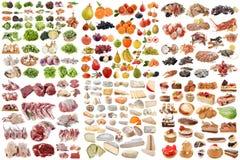 Ομάδα τροφίμων Στοκ εικόνα με δικαίωμα ελεύθερης χρήσης