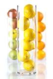 Ομάδα φρούτων: Λεμόνια, πορτοκάλια, Appless Στοκ εικόνες με δικαίωμα ελεύθερης χρήσης