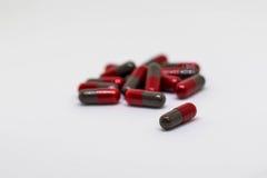 Ομάδα χαπιών φαρμάκων Στοκ Εικόνα