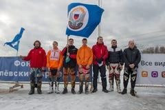 Ομάδα AMK FSO Ρωσία 1 Στοκ Εικόνες