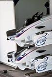 Ομάδα BMW-Sauber F1, δύο μπροστινό φτερό, 2006 Στοκ φωτογραφίες με δικαίωμα ελεύθερης χρήσης