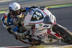 Ομάδα Moto Club de Gemenos Racing Στοκ Εικόνες
