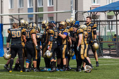 Ομάδα Spartans Στοκ εικόνα με δικαίωμα ελεύθερης χρήσης