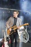 Ομάδα ST Paul μουσικής φεστιβάλ συναυλίας και τα σπασμένα κόκκαλα Στοκ εικόνα με δικαίωμα ελεύθερης χρήσης