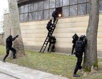 Ομάδα SWAT Στοκ εικόνα με δικαίωμα ελεύθερης χρήσης