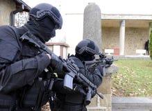 Ομάδα SWAT στοκ φωτογραφία με δικαίωμα ελεύθερης χρήσης