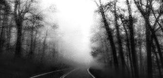 Ομίχλη οριζόντων στοκ φωτογραφία με δικαίωμα ελεύθερης χρήσης