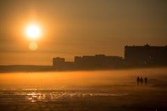 Ομίχλη πρωινού Στοκ φωτογραφία με δικαίωμα ελεύθερης χρήσης