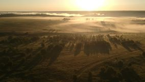 Ομίχλη στο ρωσικό χωριό φιλμ μικρού μήκους
