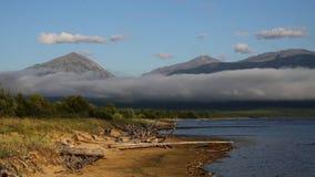 Ομίχλες Bikal Στοκ Εικόνες