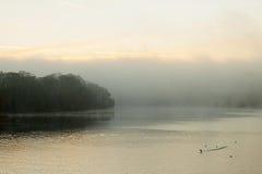 Ομίχλη Havel Στοκ φωτογραφίες με δικαίωμα ελεύθερης χρήσης