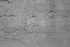 Ομαλή συγκεκριμένη σύσταση Ανώμαλη σύσταση Beton Φωτογραφικό σχέδιο Συγκεκριμένη επιφάνεια τσιμέντου Creme γκρίζες επιφάνειες rab Στοκ Εικόνα