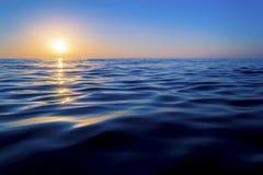 ομαλά κύματα Στοκ εικόνα με δικαίωμα ελεύθερης χρήσης