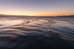 ομαλά ύδατα Στοκ Εικόνες