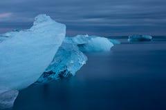 Ομαλός ως πάγο Στοκ Εικόνες