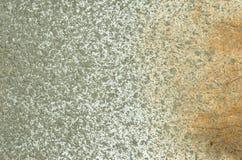 Ομαλό υπόβαθρο μετάβασης σκουριάς ψεκασμού τσιμέντου Στοκ Φωτογραφίες